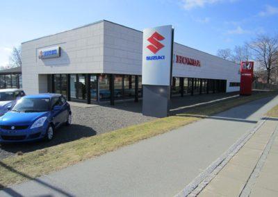 Suzuki - Snejbjerg