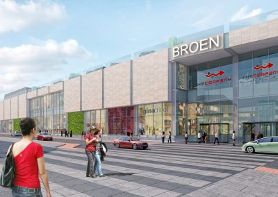 Shoppingcenter Broen, Esbjerg