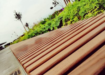 Mahogni lister 40x40mm