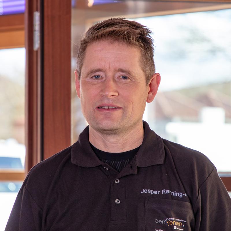 Jesper Rønning-Bæk