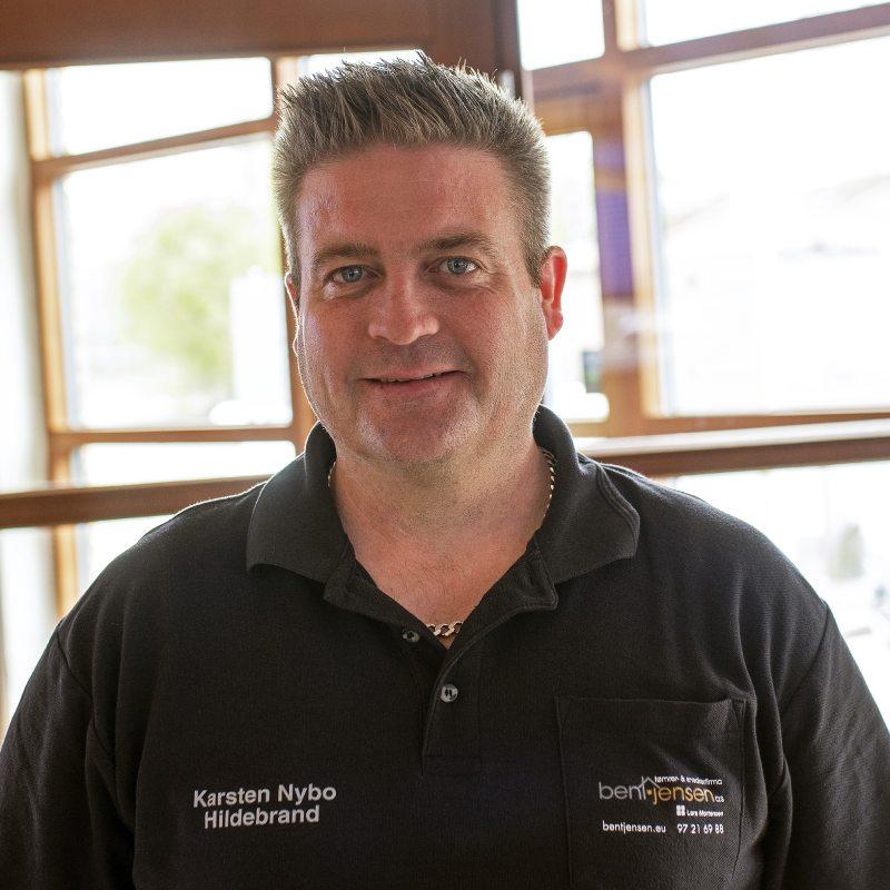 Karsten Nybo Hildebrand